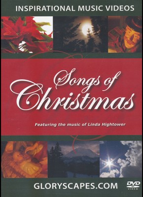 GloryScapes: Songs of Christmas DVD   -