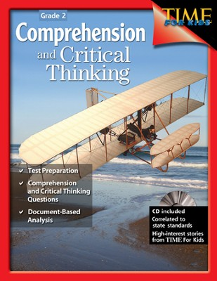 Comprehension and Critical Thinking Grade 2  -     By: Lisa Greathouse