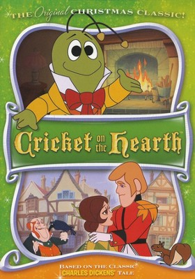 Cricket On the Hearth, DVD   -