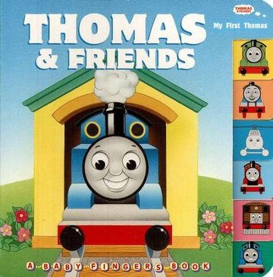 Thomas & Friends, Board Book   -     By: Josie Yee