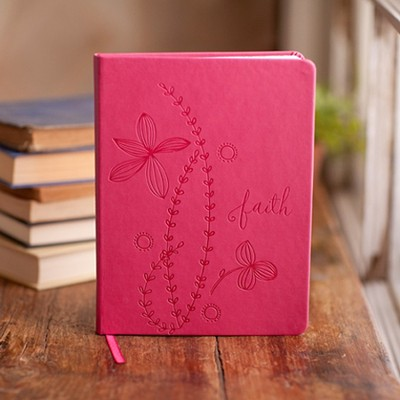 Faith Floral Journal  -