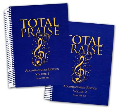 Total Praise-Keyboard   -