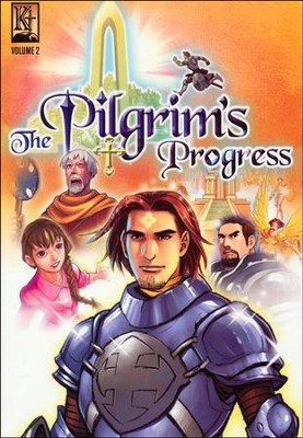 The Pilgrim's Progress, Vol 2   -     By: John Bunyan