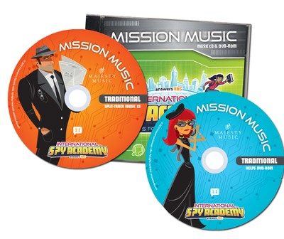 Music Leader Set, Traditional Music CD   -