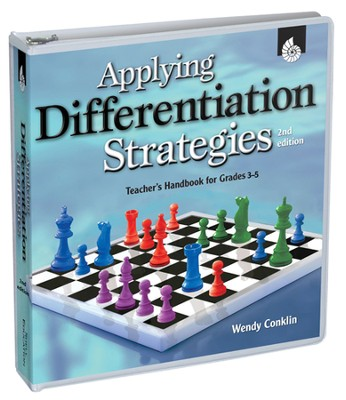 Applying Differentiation Strategies: Teacher's Handbook for Grades 3-5  -     By: Wendy Conklin