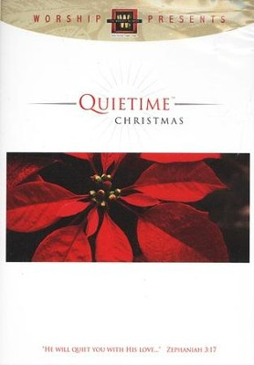 Quietime Christmas DVD   -