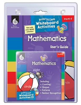 Interactive Whiteboard Activities: Mathematics  -