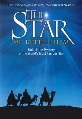 The Star of Bethlehem: Unlock the Mystery of the World's  Most Famous Star  -  DVD  -