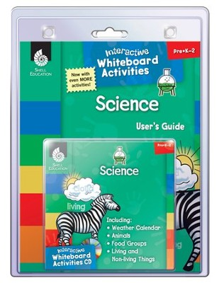 Interactive Whiteboard Activities: Science  -