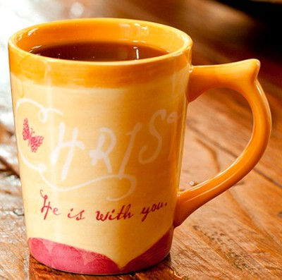 Cancer Encouragement Mug  -