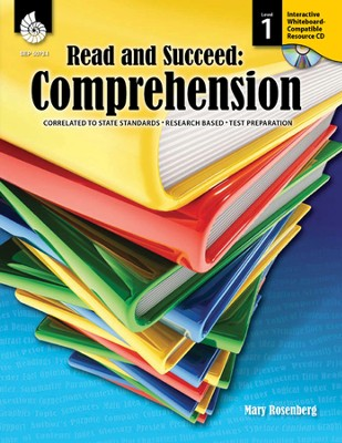 Read and Succeed: Comprehension Grade 1  -     By: Mary Rosenberg