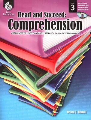 Read and Succeed: Comprehension Grade 3  -     By: Debra J. Housel