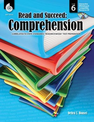 Read and Succeed: Comprehension Grade 6  -     By: Debra J. Housel