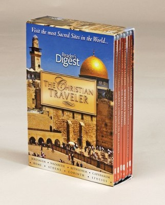 The Christian Traveler, 6-DVD Set   -