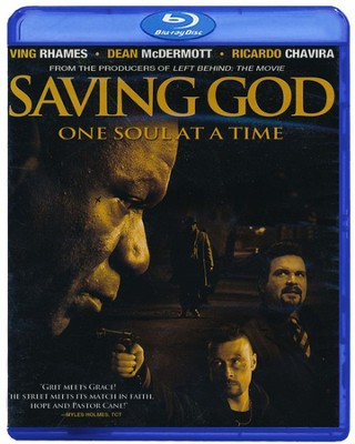 Saving God, Blu-ray    -