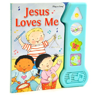 Jesus Loves Me: Play a Song Soundbook  -
