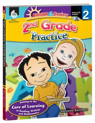 Bright & Brainy: 2nd Grade Practice  -     By: Suzanne Barchers