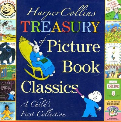 HarperCollins Treasury of Picture Book Classics  -     Edited By: Maurice Sendak