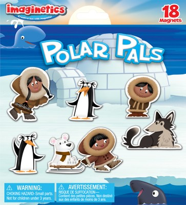 Polar Pals Playset  -