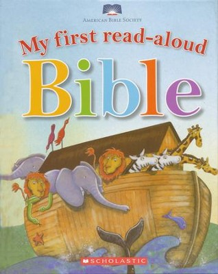 My First Read-Aloud Bible  -     By: Mary Batchelor, Penny Boshoff