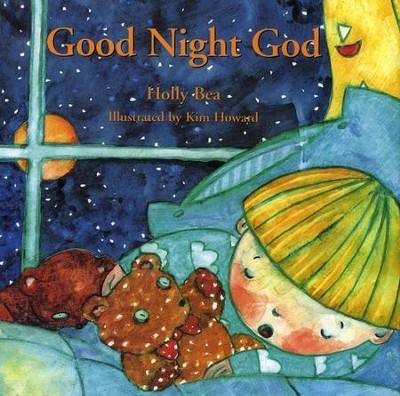 Good Night God   -     By: Holly Bea