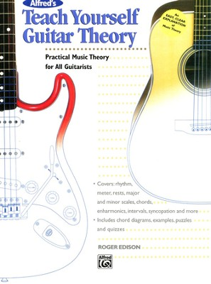 Teach Yourself Guitar Theory, Book Only   -