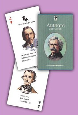 Authors Card Game   -