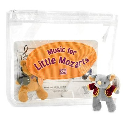 Music for Little Mozarts Starter Set   -