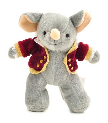 Music for Little Mozarts: Mozart Mouse, Plush Animal   -