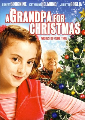 A Grandpa for Christmas, DVD   -