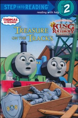 Treasure on the Tracks (Thomas & Friends)  -     By: Rev. W. Awdry     Illustrated By: Richard Courtney