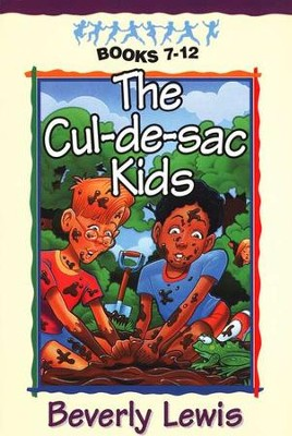 Cul-de-sac Kids, Volumes 7-12   -     By: Beverly Lewis