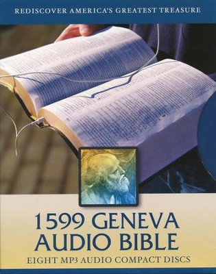 Geneva Bible, 1599 Edition Audio MP3   -