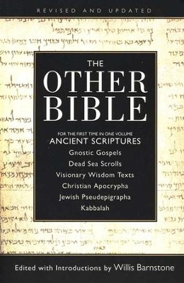 The Other Bible  -     By: Willis Barnstone