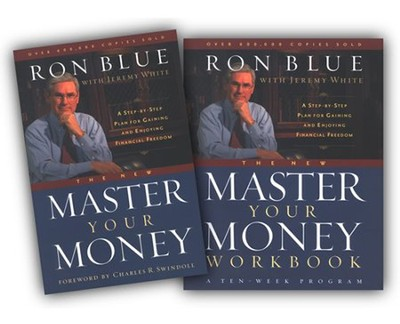 New Master Your Money Book & Workbook   -     By: Ron Blue