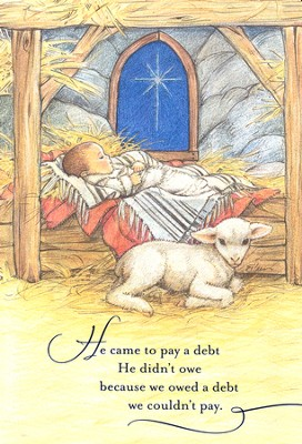 He Came to Pay a Debt Cards, Box of 18  -