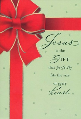 Jesus is the Gift Cards, Box of 18  -