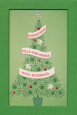 Christmas Fills Our Homes Cards, Box of 16  -