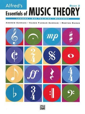 Essentials of Music Theory, Book 2   -     By: Andrew Surmani
