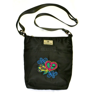 Grace Heart Mini Handbag, Multicolored  -
