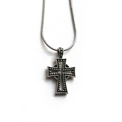 Celtic Cross Necklace  -