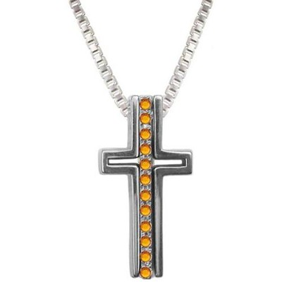 Grace Trinity Cross Pendant  -