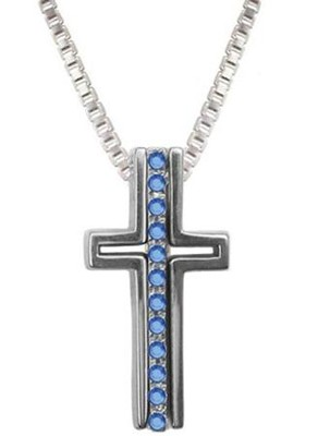 Truth Trinity Cross Pendant  -
