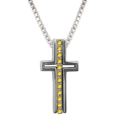 Miracles Trinity Cross Pendant  -