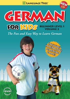 German for Kids Beginner Volume 2  -