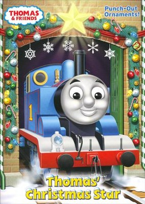 Thomas' Christmas Star  -     By: Rev. W. Awdry     Illustrated By: Jim Durk