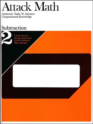 Subtraction 2  -