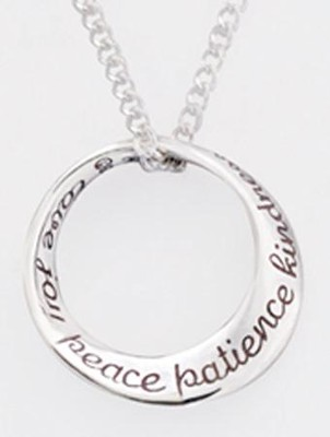 Fruit of the Spirit Necklace  -