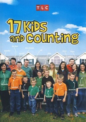17 Kids and Counting: Season 1, DVD   -     By: The Duggars