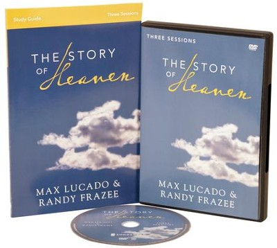 The Story of Heaven Study Guide with DVD: Exploring the Hope and Promise of Eternity  -     By: Max Lucado, Randy Frazee